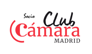 logo Socio Club Cámara transparente